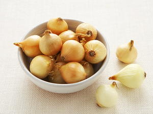 White-braised Onions—Glazed Onions