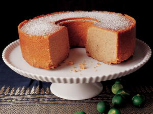 Indonesian Spice Cake