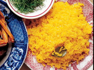 Celebration Yellow Rice