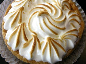 Lemon or Lime Meringue Pie