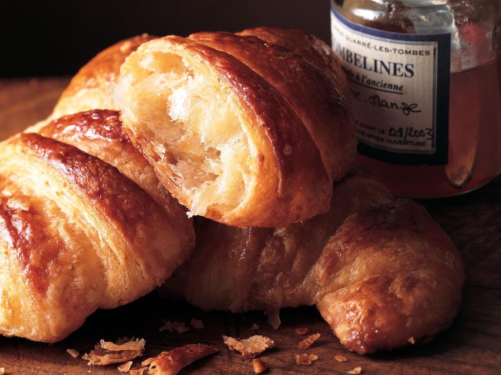 Wheaten Croissants | Cookstr.com