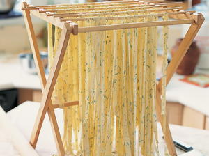 Fresh Pasta Made the Old-Fashioned Way