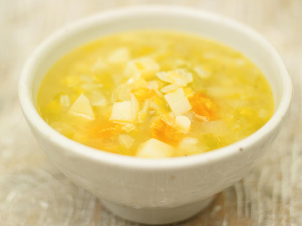 Leek and Potato Soup | Cookstr.com