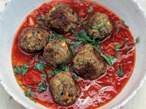 The Best Tuna Meatballs