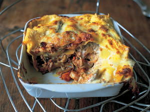 Simple Baked Lasagne