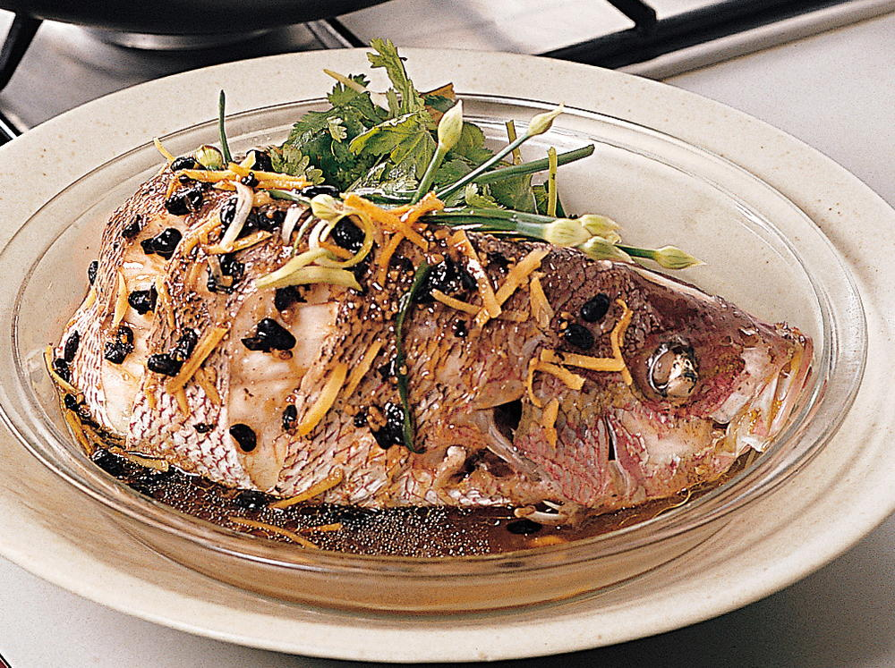 Steamed whole fish for Whole fish recipes