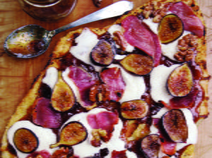 Country Ham & Fig Pizza
