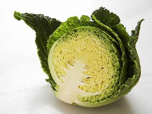 Roasted Savoy Cabbage With Raisins Cookstr Com