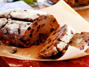 New Century Stollen Bread