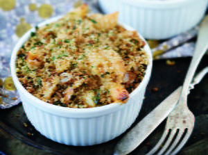 Dungeness Crab Mac-and-Cheese