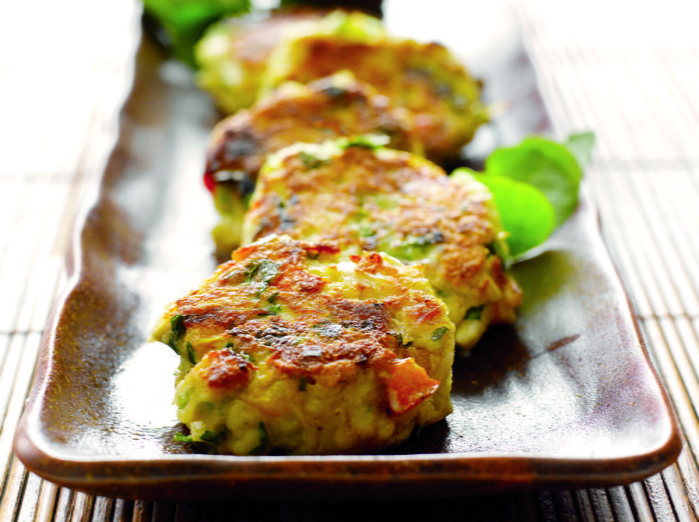 Ginger Crab Cakes | Cookstr.com