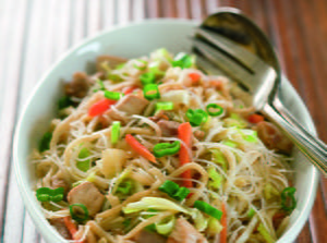 Filipino Fried Noodles