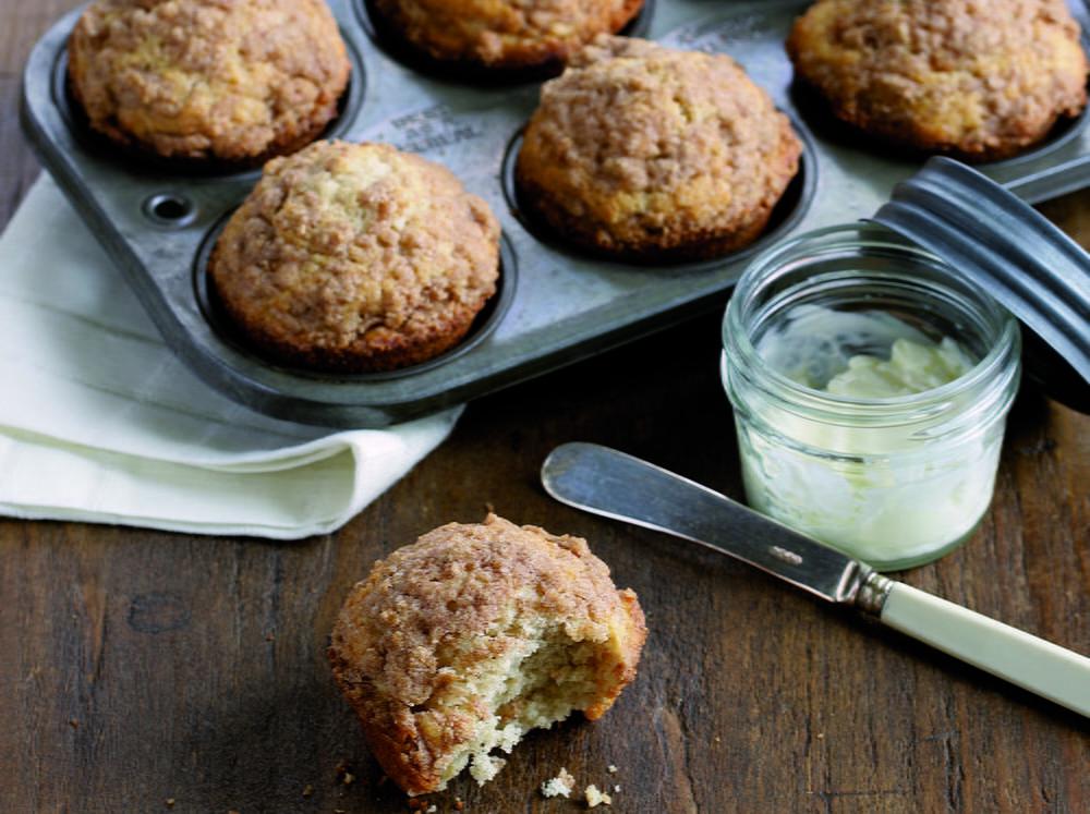 Cinnamon Streusel Muffins Cookstr Com