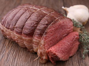 Straight-Up Roast Beef