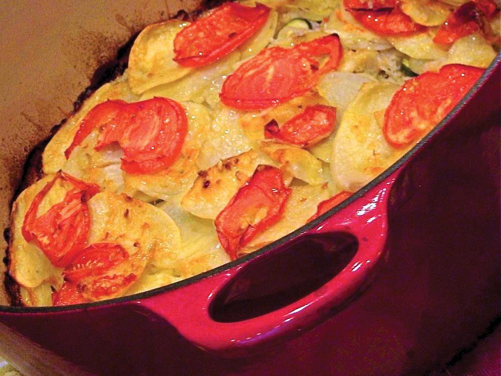 Puglian Potatoes | Cookstr.com