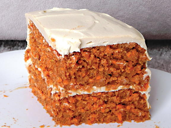 Enlightened Carrot Cake Cookstr Com