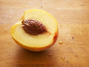 Pack-and-Pour Chilled Nectarine Soup