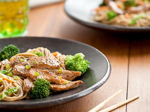 Pork Yakisoba