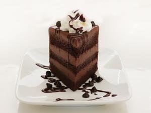 Cocoa Mousse Cake
