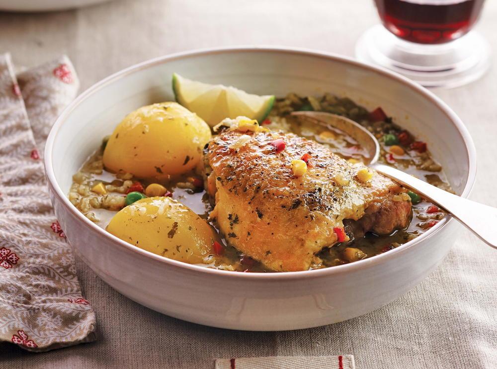 Peruvian Chicken Soup Cookstr Com