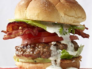 BLT Ranch Burgers