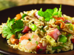 Eight-Treasure Fried Rice