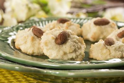 Angel Almond Cookies