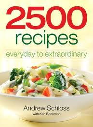 2500 Recipes: Everyday to Extraordinary