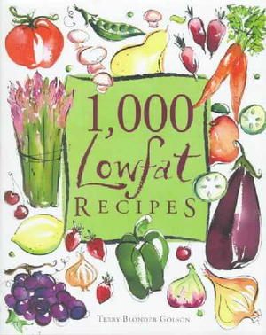 1,000 Lowfat Recipes