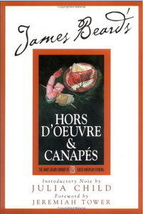 James Beard's and Hors D'oeuvre And Canapes