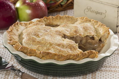 Grandma Millie's Apple Pie
