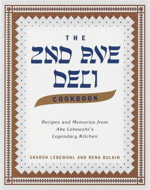 2nd Avenue Deli Cookbook