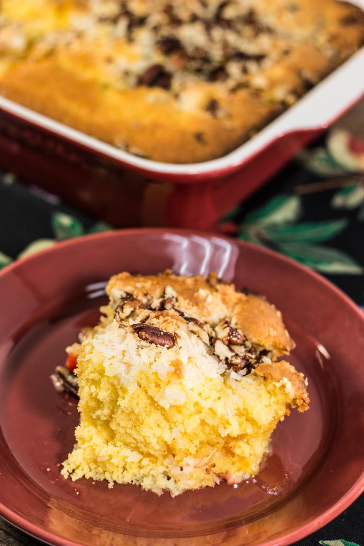 Easy Hawaiian Dump Cake Recipelion Com