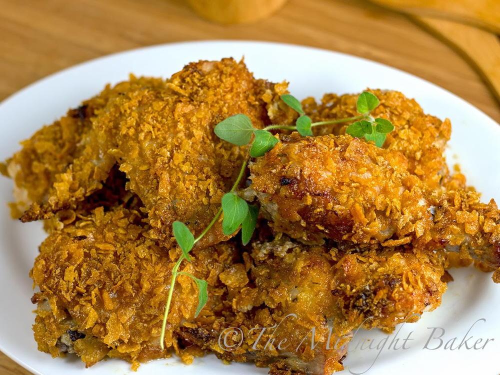 4 Ingredient Crispy Cajun Chicken Favesouthernrecipes Com