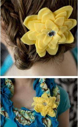 Fleece Fabric Flower Pattern Favecrafts Com