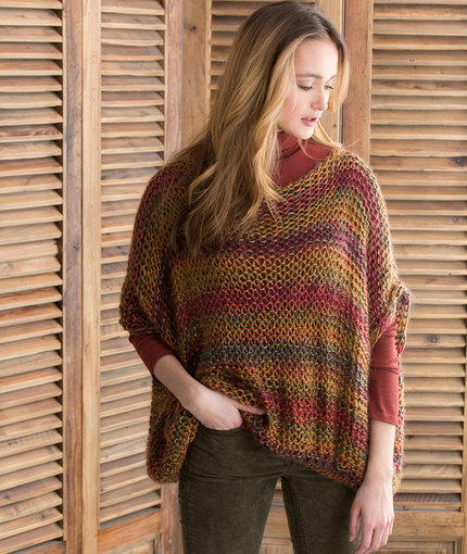 Free Knitting Patterns For Spring Sweaters : Relaxed Spring Pullover AllFreeKnitting.com