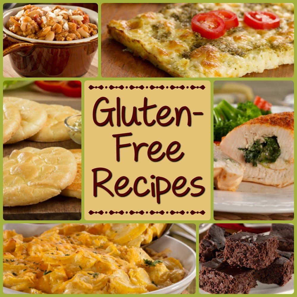 Foods Free Of Gluten And Wheat