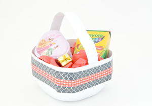 Recycled DIY Easter Baskets