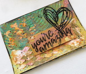 You are Amazing DIY Card