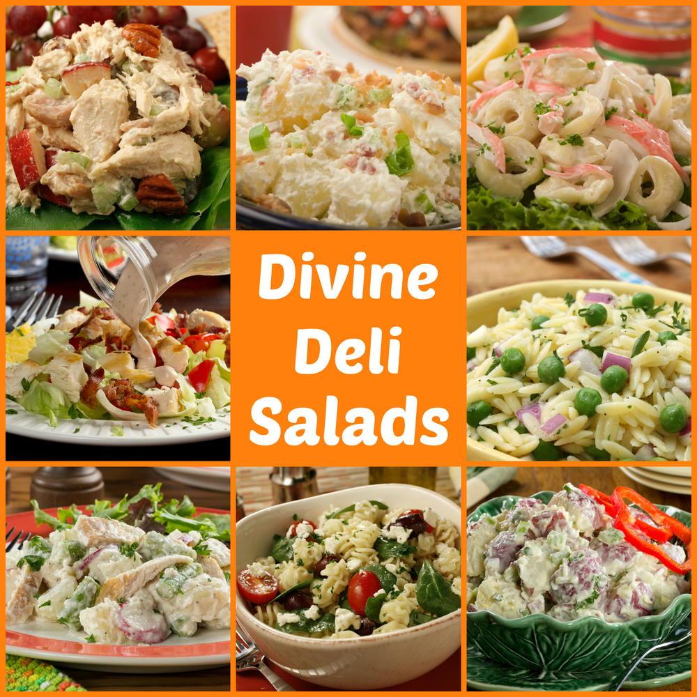 56 Divine Deli Salad Recipes | MrFood.com