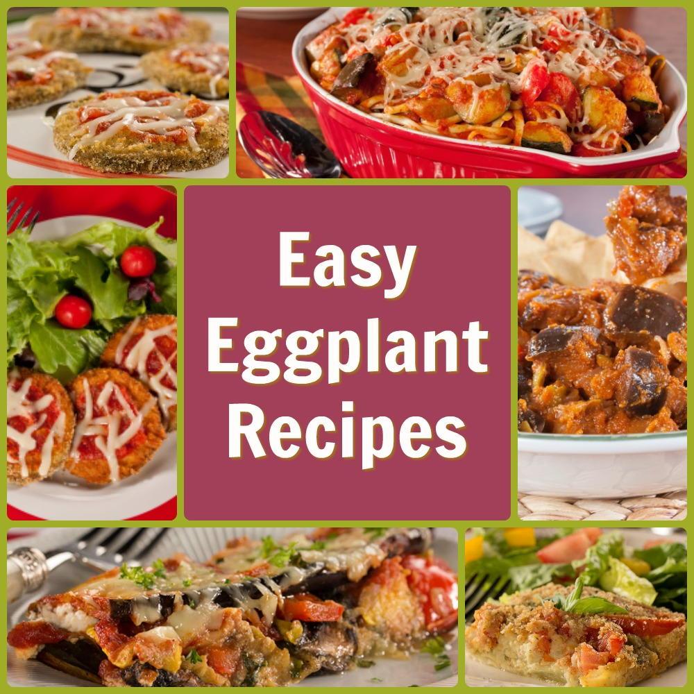 11 Easy Eggplant Recipes | EverydayDiabeticRecipes.com