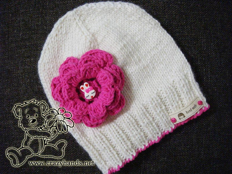 8a3a24a418e Spring Dreams Hat. By  Amurushka Amur from crazyhands.net