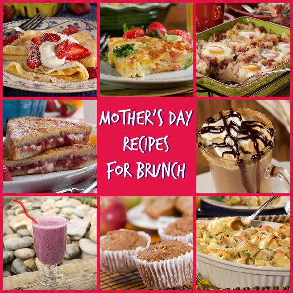 10 Incredible Mother's Day Recipes For Brunch