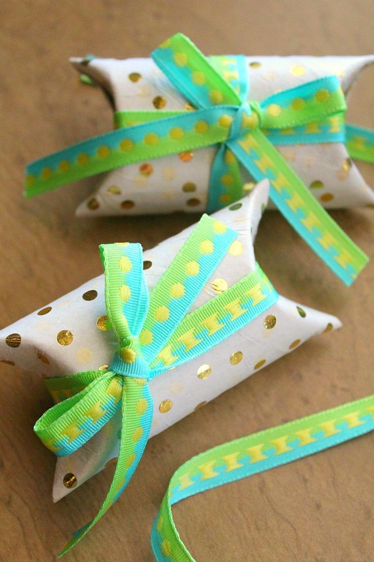 Mini Diy Gift Boxes Diyideacenter Com