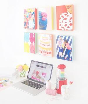 31 Diy Canvas Wall Art Ideas Favecrafts Com