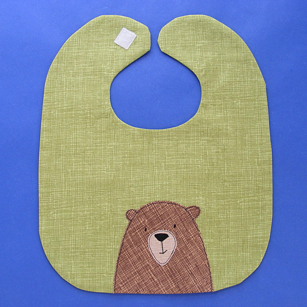 Easy Baby Bib Allfreesewing Com