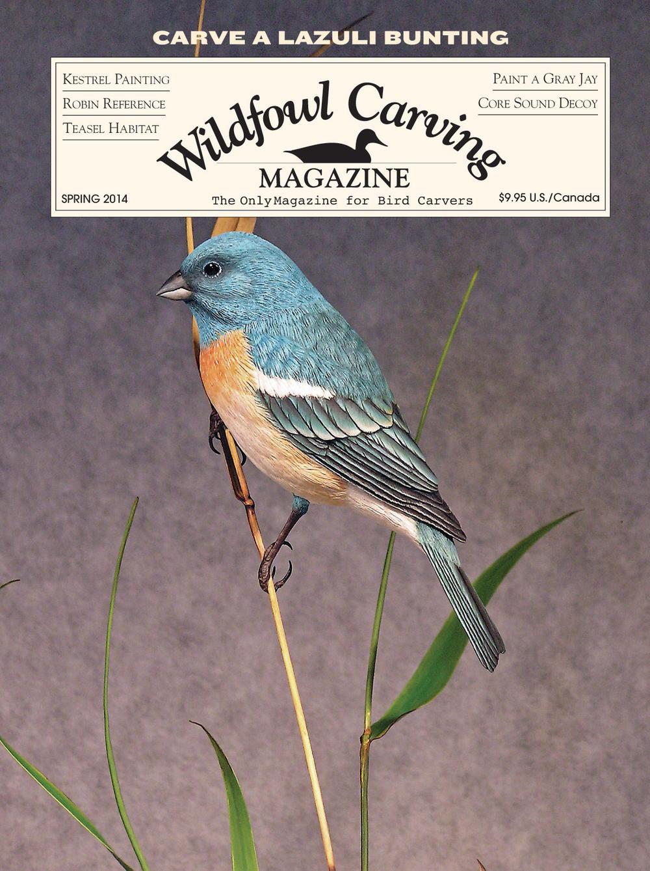 Spring 2014 Wildfowl Carving Com