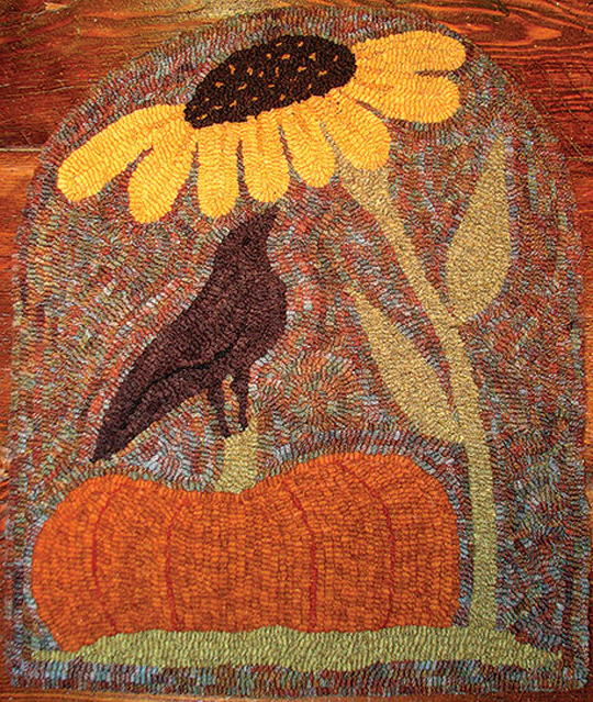 Exclusive Pattern: Autumn Splendor