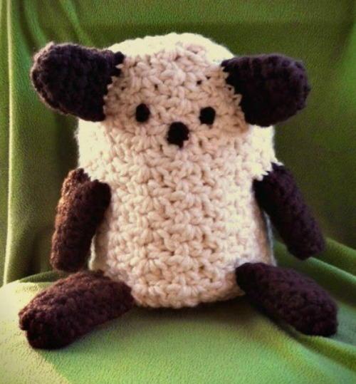 Stuffed Animal Crochet Blanket Favecraftscom
