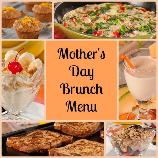 A Marvelous Mother's Day Brunch Menu